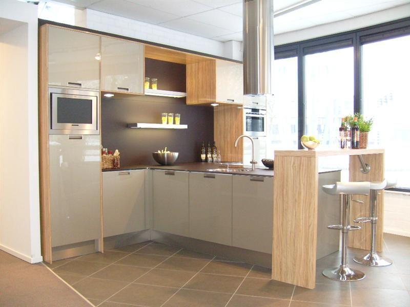 Opstelling keuken keukenarchitectuur - Luminai re voor de keuken bar ...